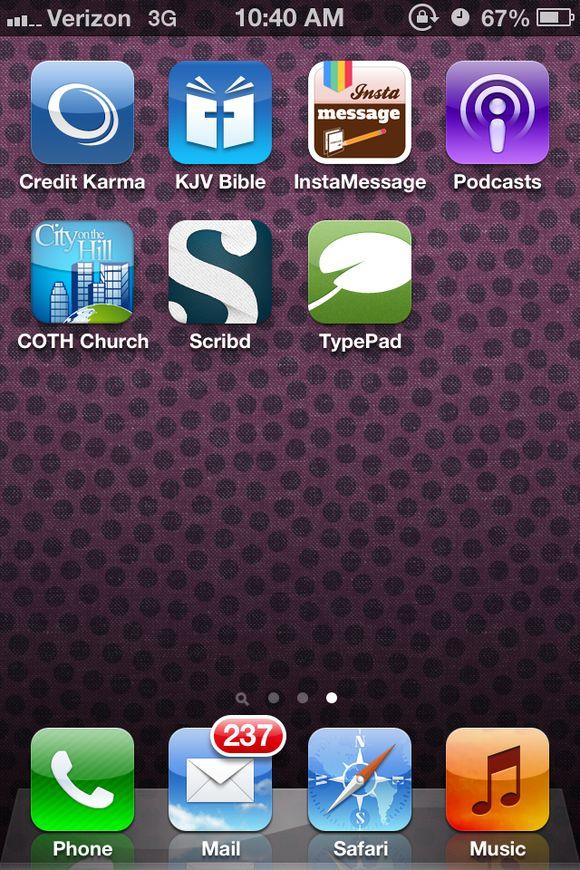 Typepad App
